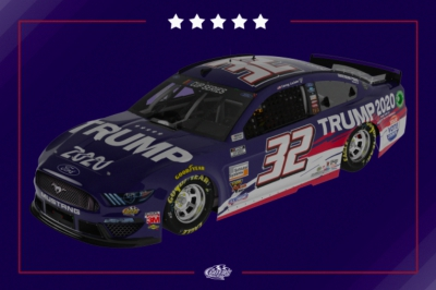 Patriots of America PAC, Go Fas Racing partner for nine races
