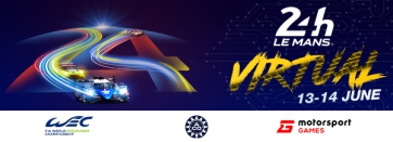 Saudi Arabian Esports Federation announced as title sponsor for 24 Hours of Le Mans Virtual