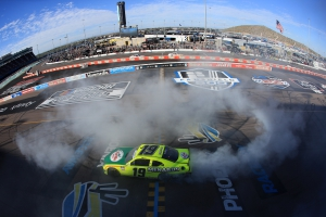 Brandon Jones Triumphs at Phoenix