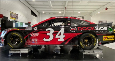 Michael Mcdowell Heads to Pocono with Dockside Logistics
