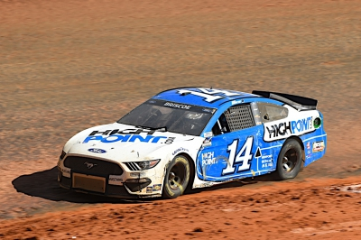 Briscoe Finishes 20th on Bristol Dirt