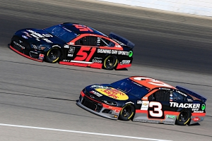 RCR Post Race Report - Consumers Energy 400