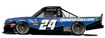 HendrickCars.com to Sponsor Chase Elliott in Upcoming Gander Truck Series Race at Homestead-Miami Speedway