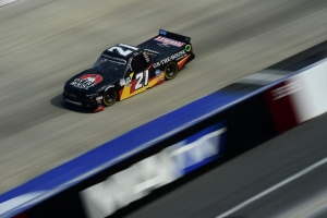 Zane Smith Tames Miles the Monster at Dover International Speedway