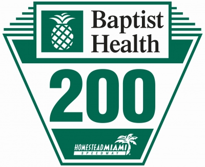 Baptist Health 200 starting lineup at Homestead Miami Speedway