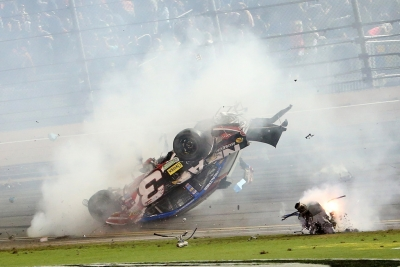 Austin Dillon lauds safety of NASCAR Cup cars after Ryan Newman wreck