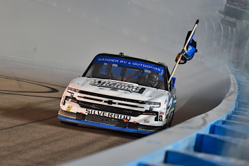 Sheldon Creed Wins NASCAR Truck Series Championship