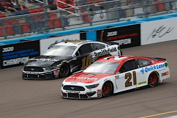 Almirola 13th at Phoenix