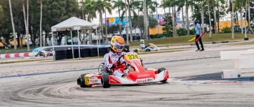 Difficult weekend for Thomas Nepveu at Homestead