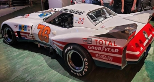 All-American 1976 IMSA Corvette Lands at Motorsports Hall of Fame of America