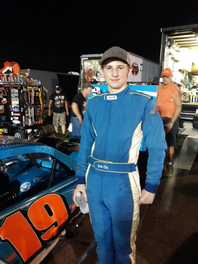 Austin Beers named to top 100 in 2020 Short Track Draft