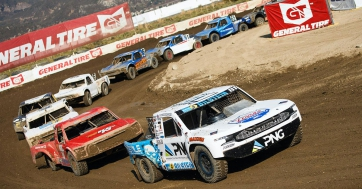 Opening Day of Golden State Off Road Nationals at Glen Helen Sets the Tone for Championship Saturday