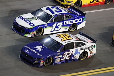 Dillon and GEICO Camaro have strong run in Duel 150