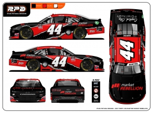 Martins Motorsports Extends Partnership with Market Rebellion for the 2021 Season