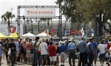 The Firestone Grand Prix of St. Petersburg expected to be rescheduled in 2020