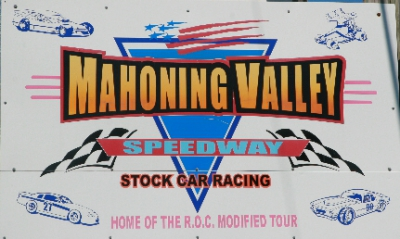 Racing is cancelled this Saturday, August 8 at Mahoning Valley Speedway due to track washout from recent rainfall