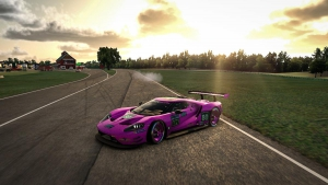 Koch Takes Wild Win at Virtual VIR