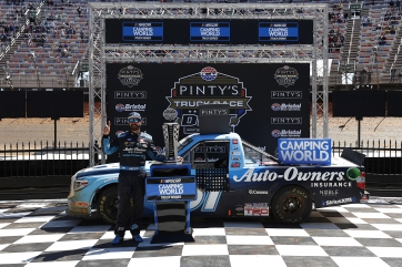 Martin Truex Jr. Wins in Dominating Fashion at Bristol