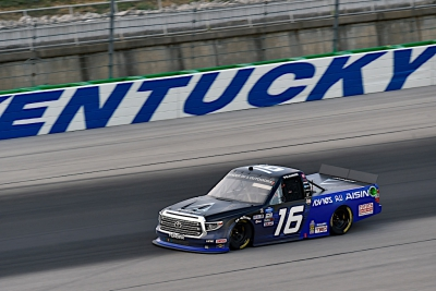 Hill Continues Top-10 Streak with Fifth-Place Run at Kentucky