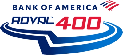 Bank of America 400 starting lineup at Charlotte Motor Speedway