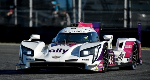 Johnson Excited By IMSA Michelin Endurance Cup Opportunity