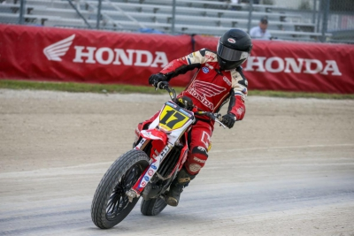 Turner Racing to Represent Honda in American Flat Track