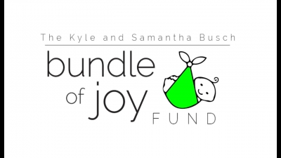Samantha and Kyle Busch Bundle of Joy Fund Granted $176,000 Directly to 16 Couples Fighting Infertility in 2020