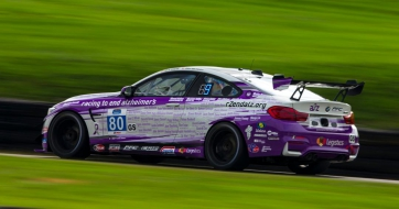 Racing to End Alzheimer's is Staying the Course at Road Atlanta