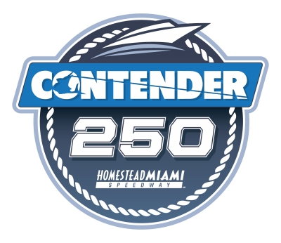 Contender Boats 250 starting lineup at Homestead Miami Speedway