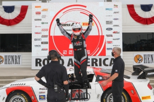 Dyson Gets Redemption with Trans Am Win at Road America