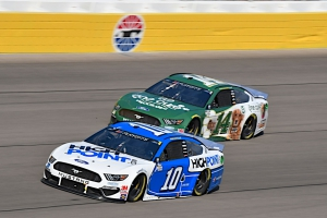 Almirola Finishes 17th at Las Vegas