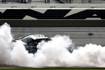 Ty Gibbs gets first win in Xfinity debut at the Daytona Road Course