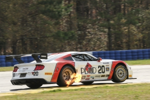 Dyson Rebounds to Win Trans Am Finale at Road Atlanta