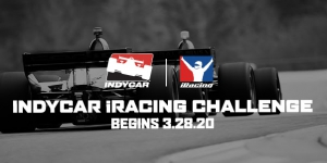 Entries set for first INDYCAR iRacing Challenge