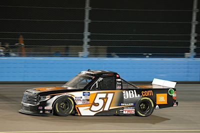 Chandler Smith Scores Fifth Top-Five Finish of 2020 at Phoenix
