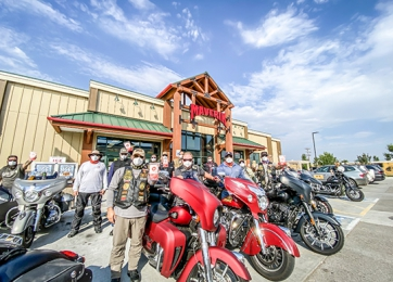 MyMedic™ And Veterans Charity Ride Deliver Personal Protection Equipment (PPE) To Sturgis, South Dakota First Responders